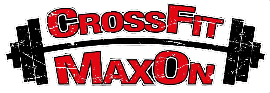 MaxOn CrossFit Box Logo